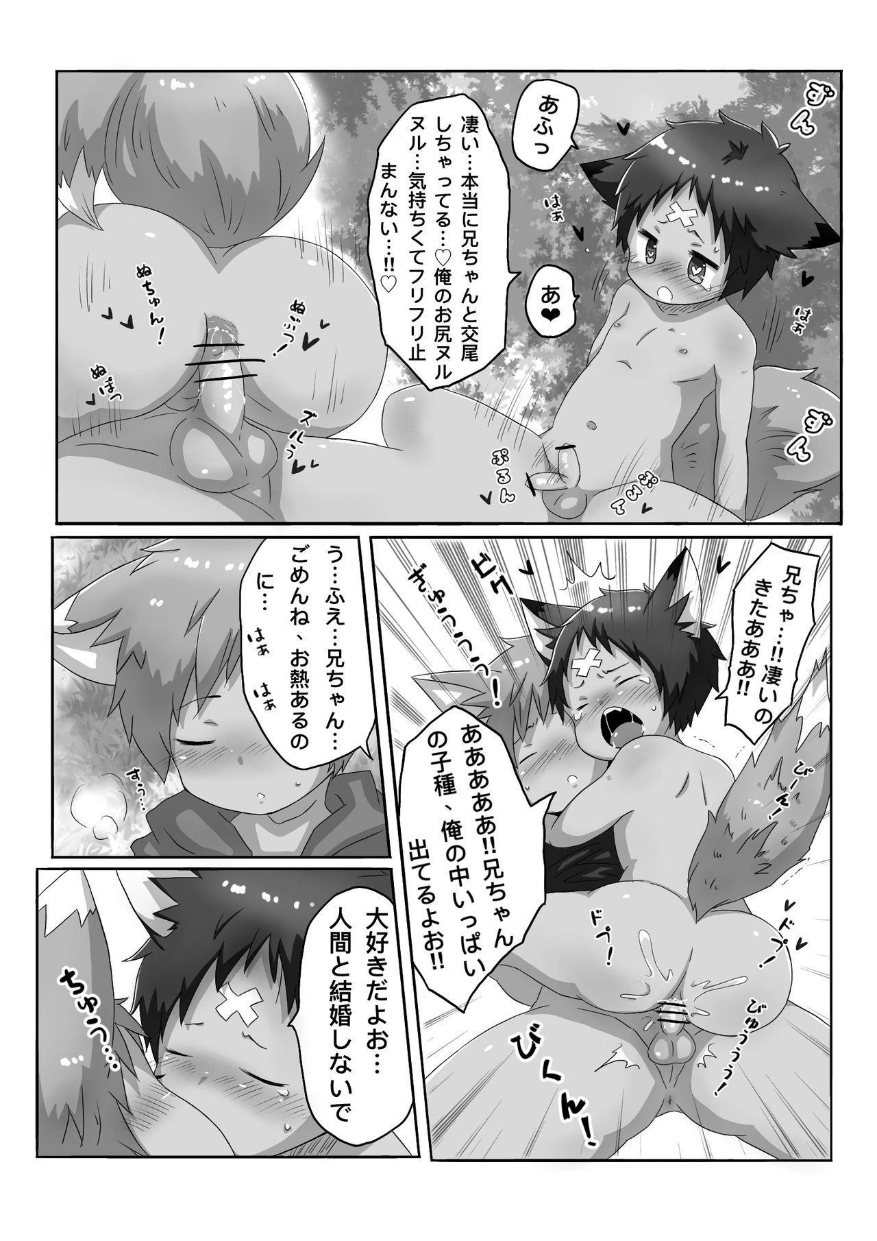 ゴロタ - 狐男児の話 14