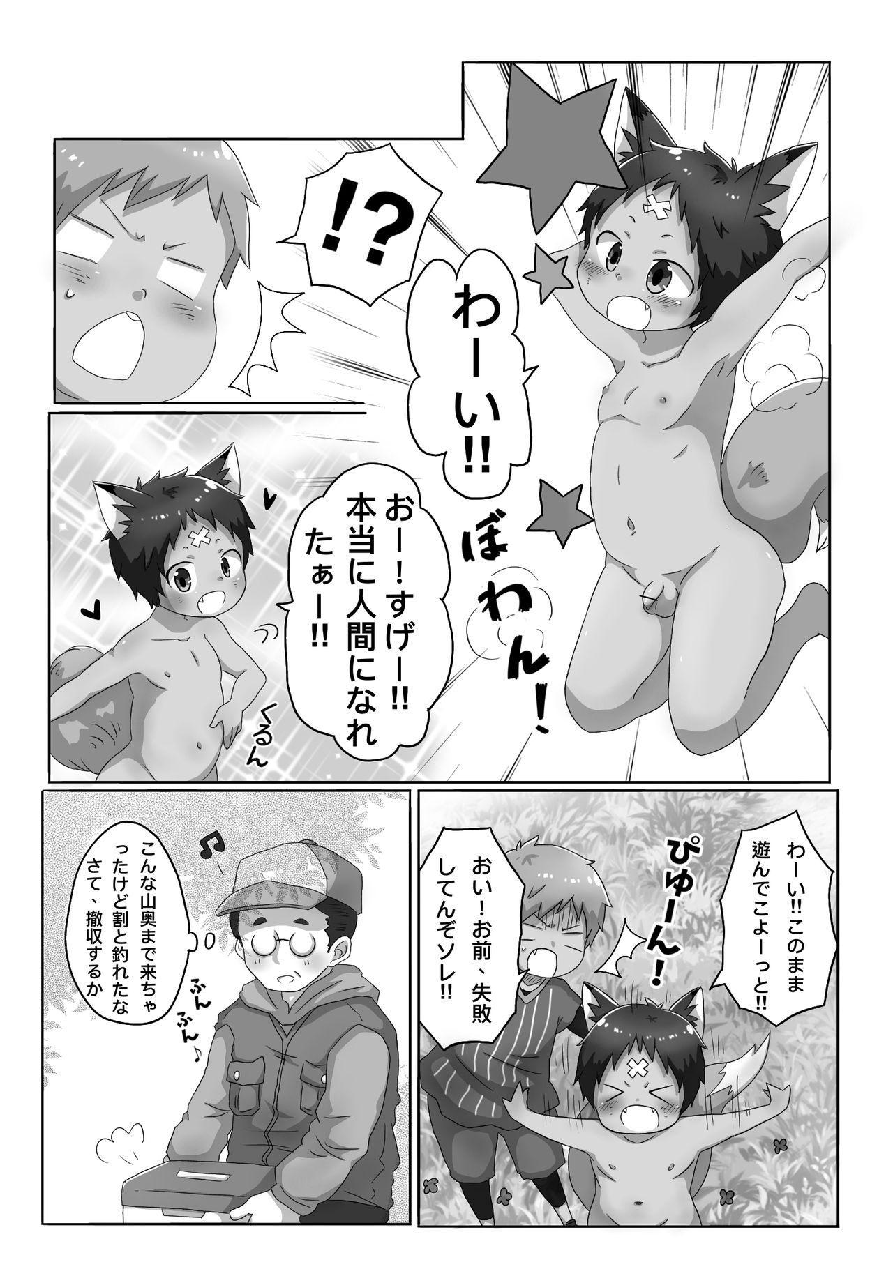 ゴロタ - 狐男児の話 2