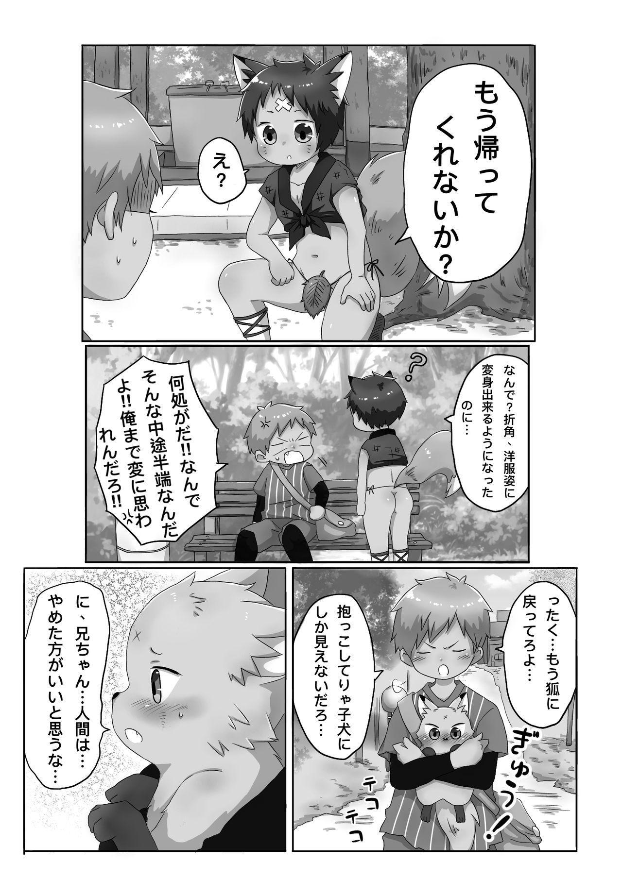 ゴロタ - 狐男児の話 8