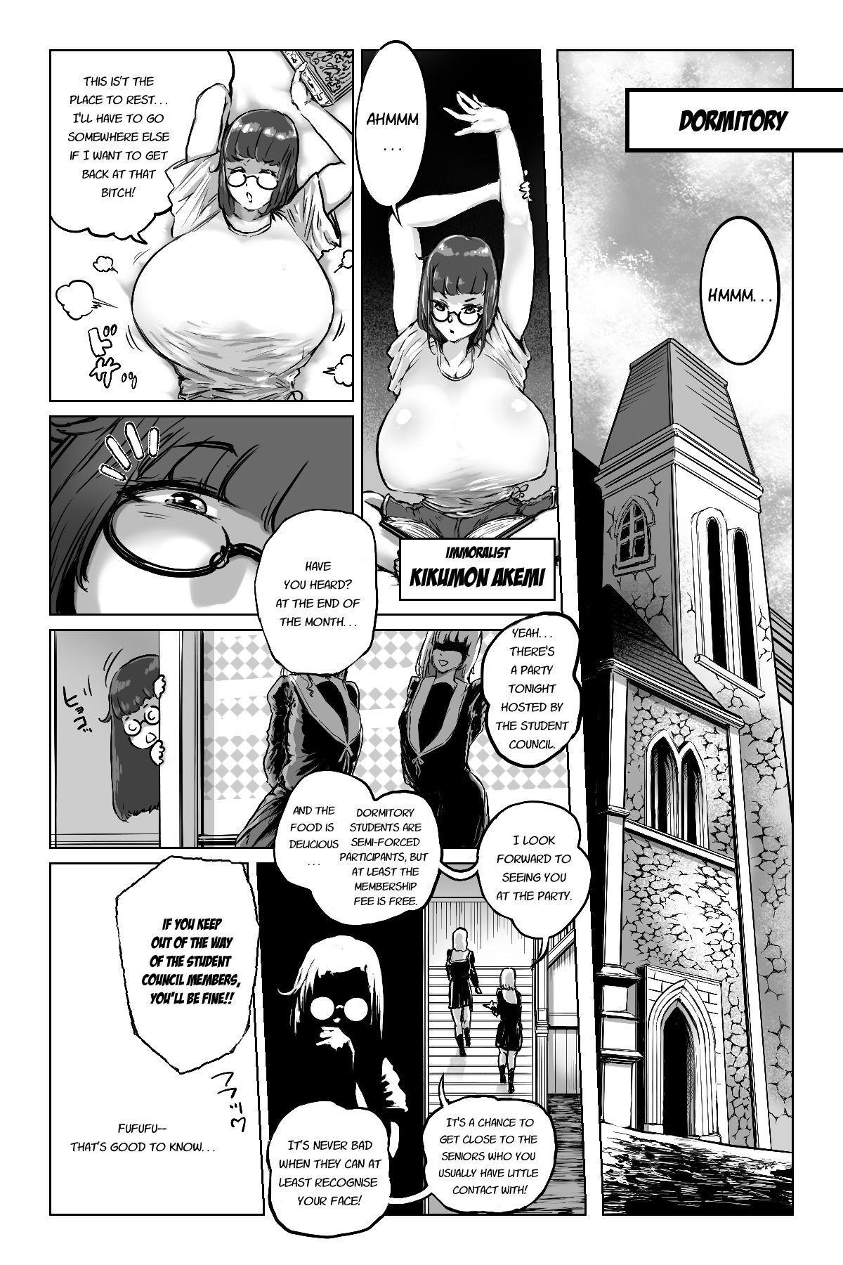 Benkei Honron 4