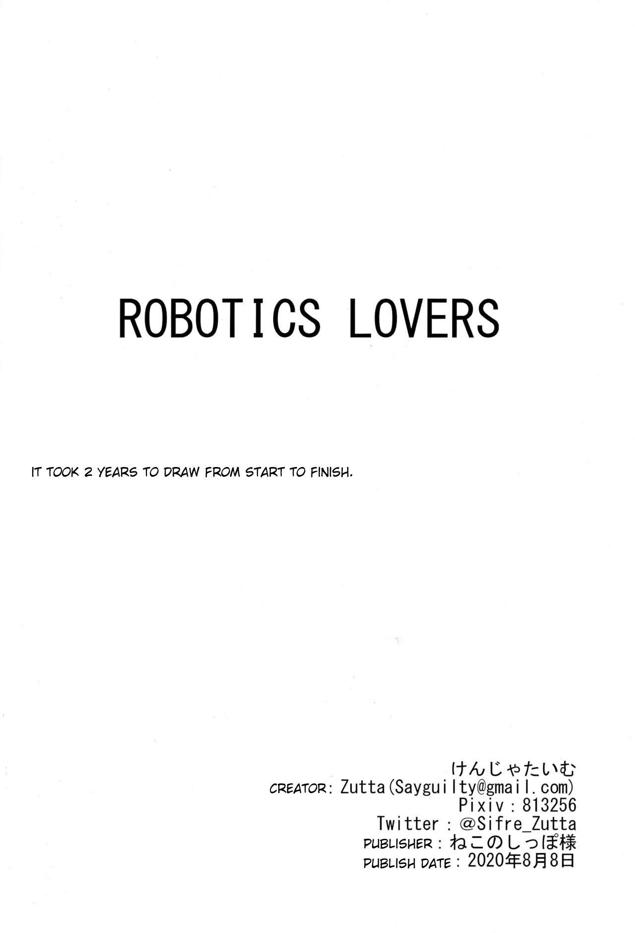 Robotics Lovers 16