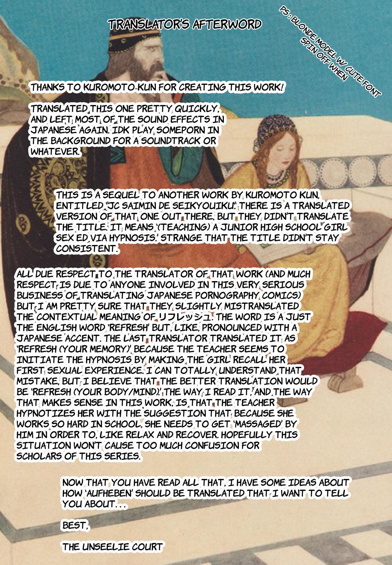 JC Saimin de Seikyouiku 2   Teaching a Beautiful Young Girl Sex-Ed via Hypnosis 2 30