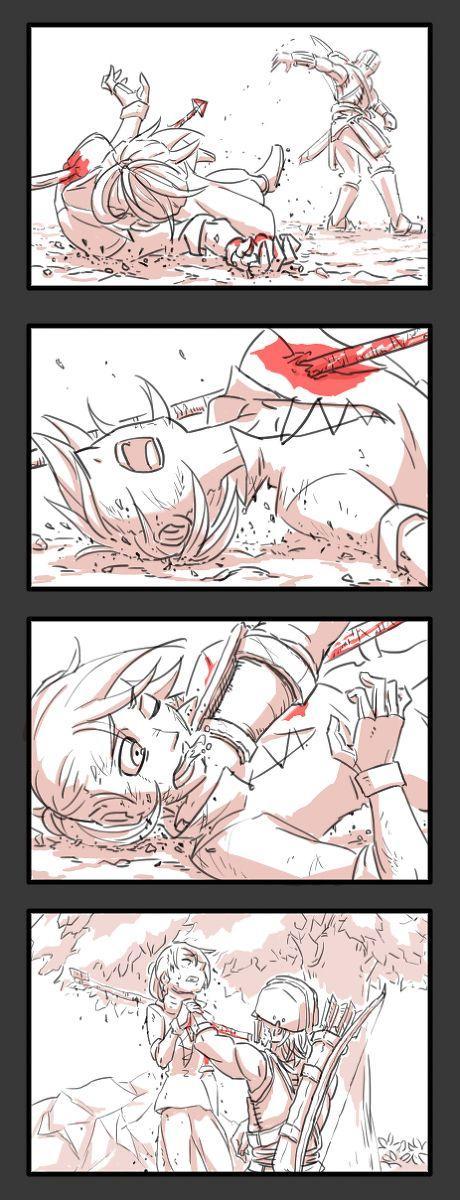 腕もぎ子 3