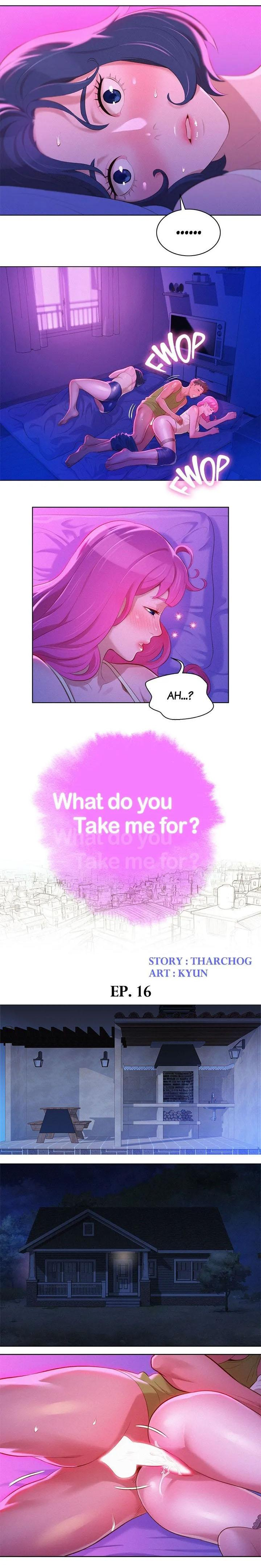 What do you Take me For? Ch.70/? 203