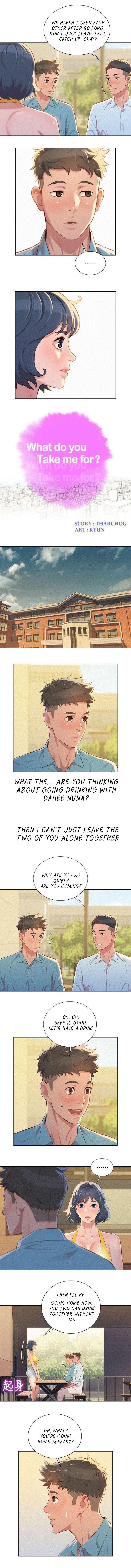 What do you Take me For? Ch.70/? 404