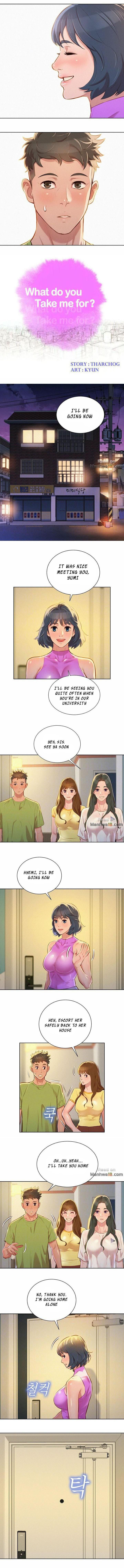 What do you Take me For? Ch.70/? 458