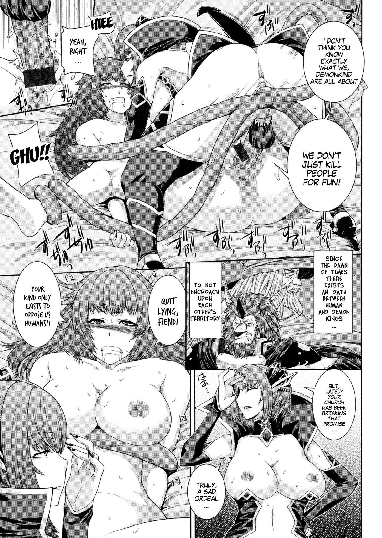 """Pandora's Box """"Hero And The Demon Lord Of The North"""" 10"""