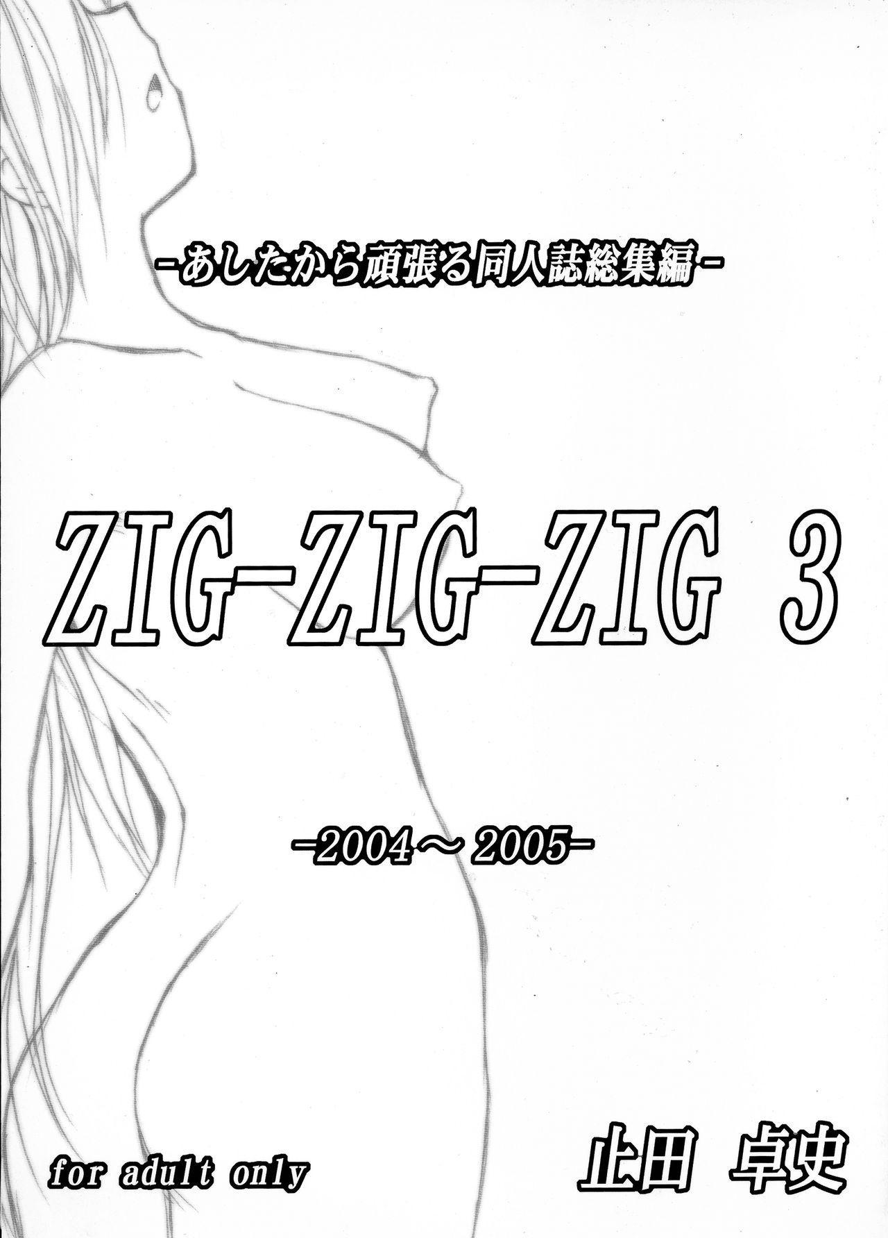 (C73) [ashitakara-ganbaru (Yameta Takashi)] ZIG-ZIG-ZIG 3 -2004~2005- (Various) 0
