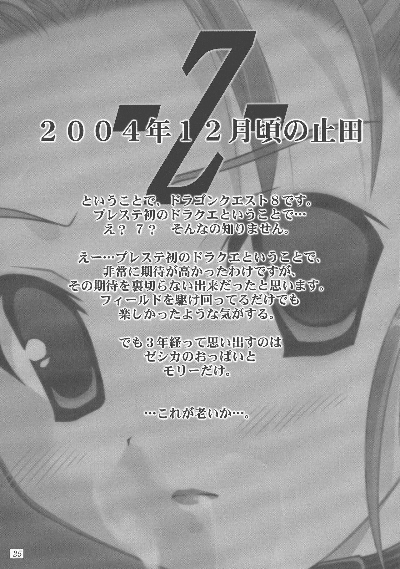 (C73) [ashitakara-ganbaru (Yameta Takashi)] ZIG-ZIG-ZIG 3 -2004~2005- (Various) 24