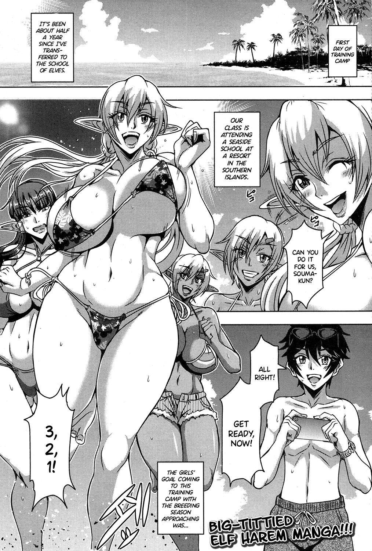 Elf Harem Academia Nangoku Kotsukuri Gasshuku Hen 0