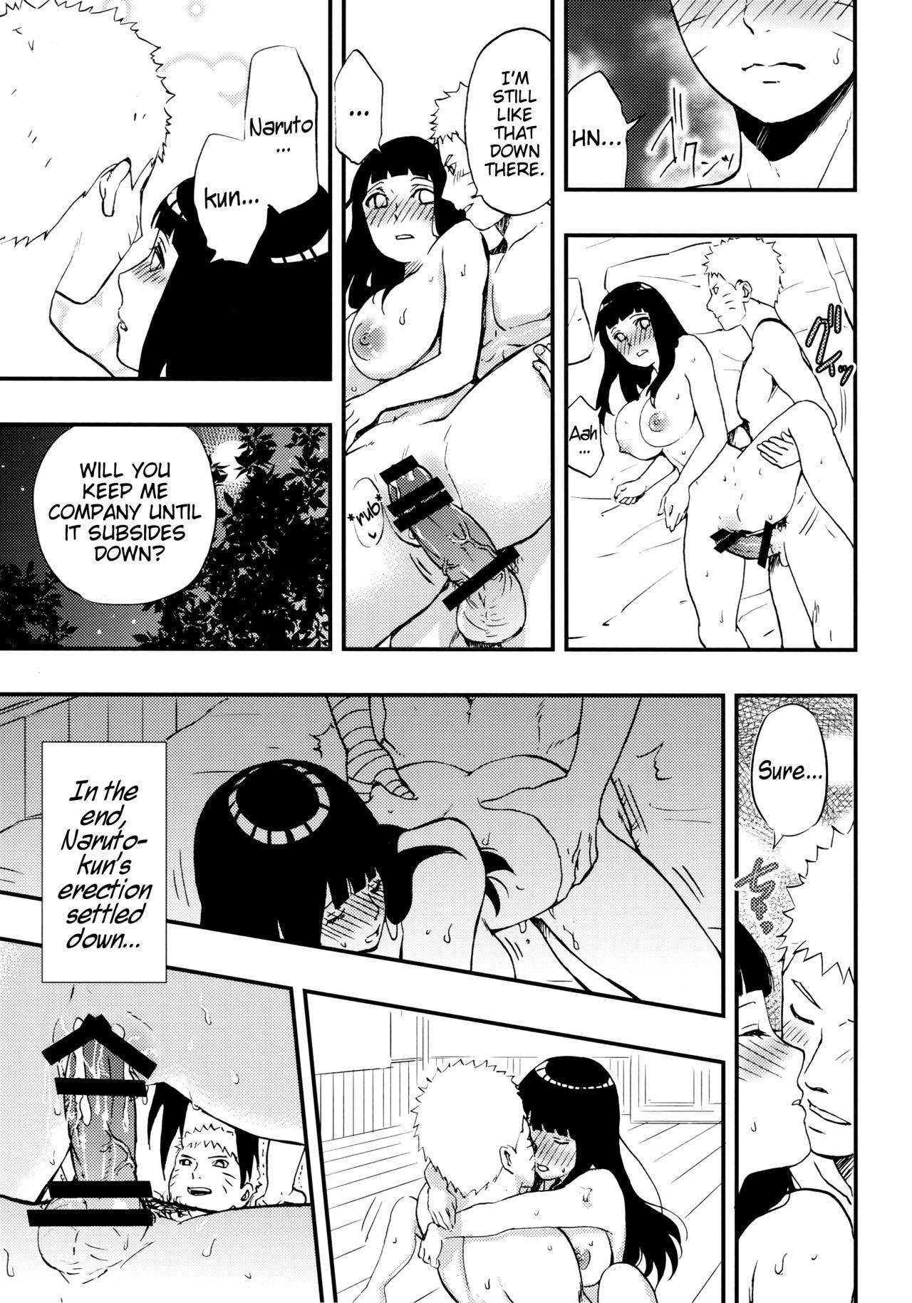 (Zennin Shuuketsu 12) [LUNACY (Aika)] Naruto-kun o Genki ni Suru Yubisaki | I used my fingertips to revitalize Naruto-kun (Naruto) [English] 19