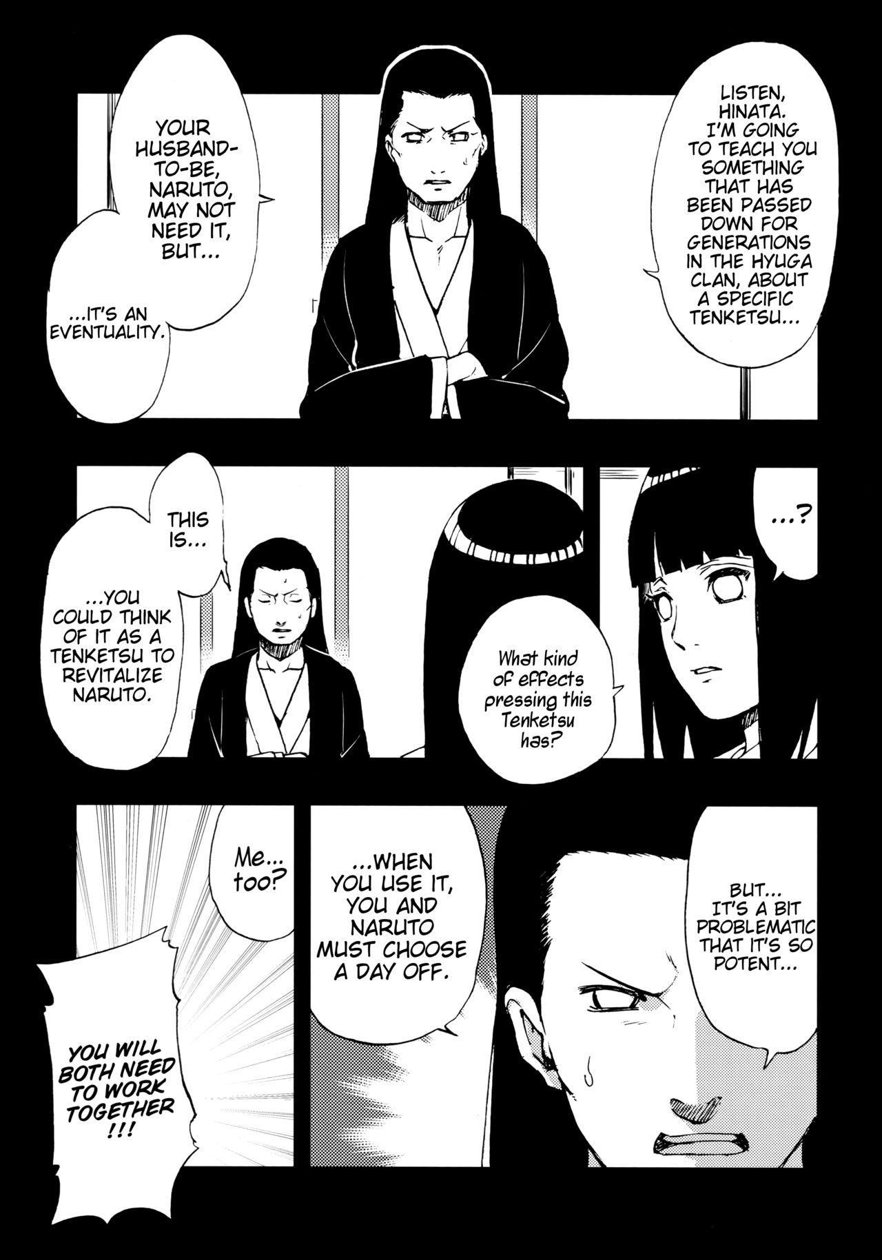 (Zennin Shuuketsu 12) [LUNACY (Aika)] Naruto-kun o Genki ni Suru Yubisaki | I used my fingertips to revitalize Naruto-kun (Naruto) [English] 3
