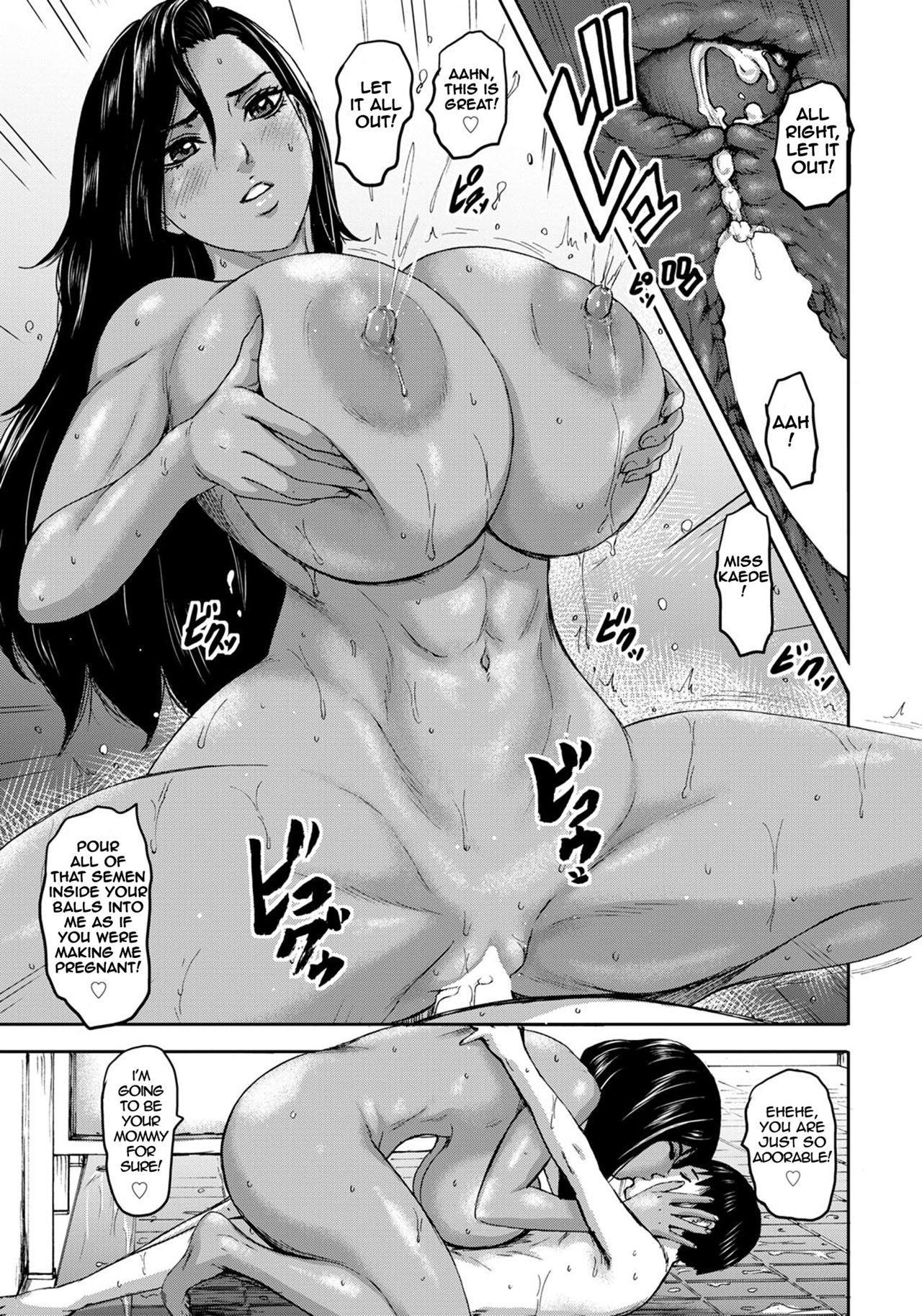 Shichinin no Mama   Seven Mothers Ch. 1-3 42