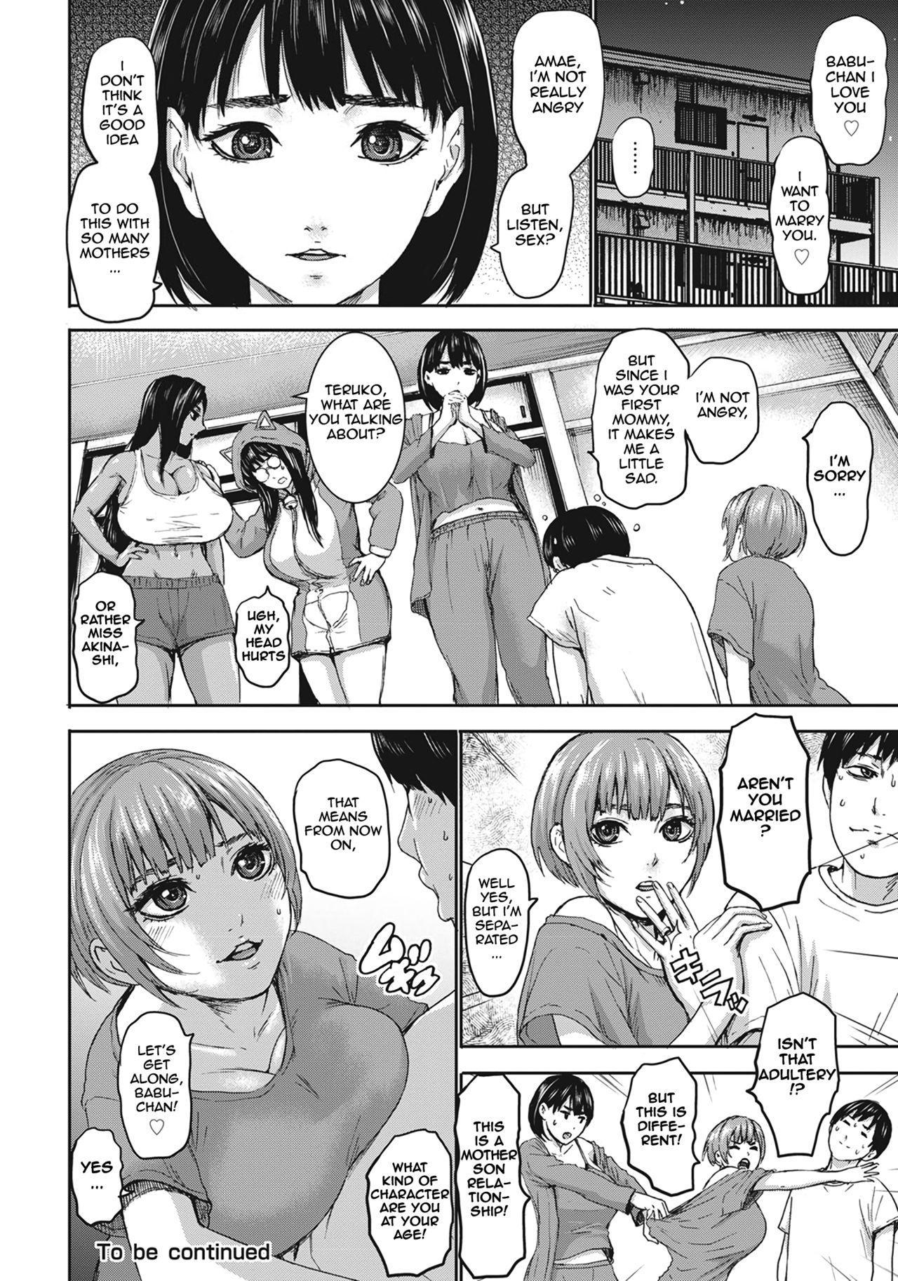 Shichinin no Mama   Seven Mothers Ch. 1-3 63