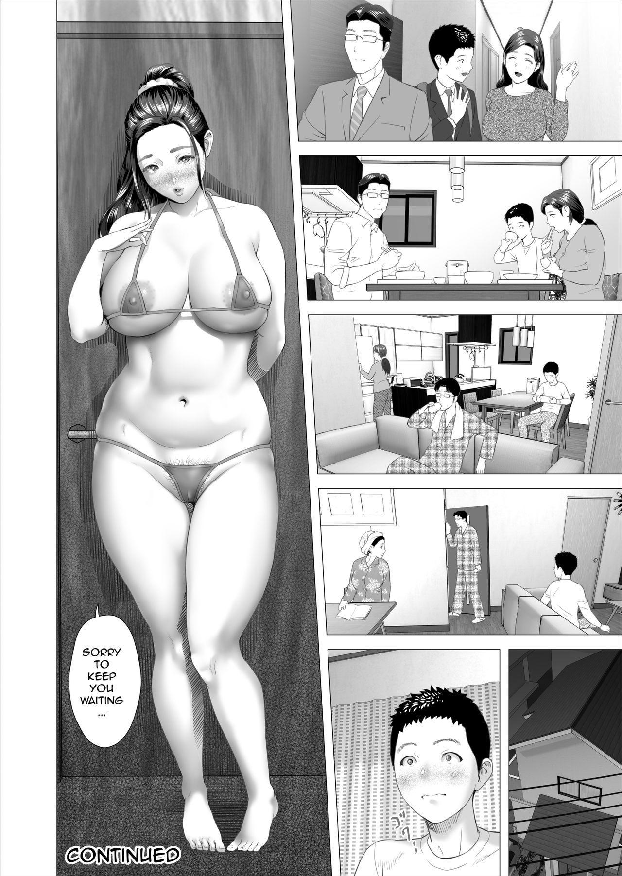 Kinjo Yuuwaku Musuko o Yobai ni Sasou Haha Hen | Neighborhood Seduction Mother Lures Son for a Night Visit! 177