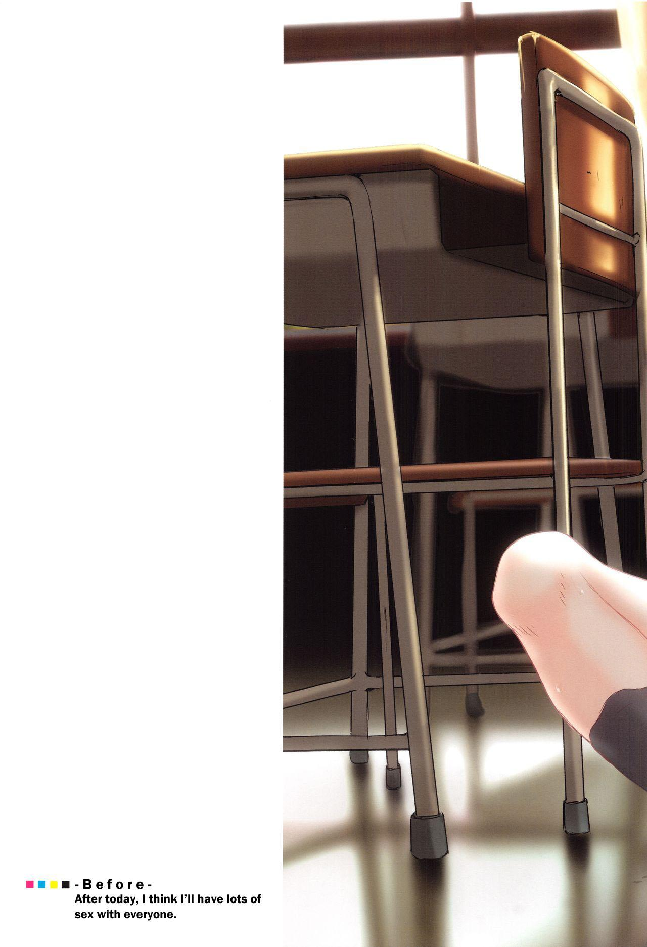 [Peromex (Tamanoi Peromekuri)] ©-sei de Manabu, Tadashii Sex Kouza | JC Hands-On Proper Sex Lecture [English] [bientaimon] [2019-11-09] 29