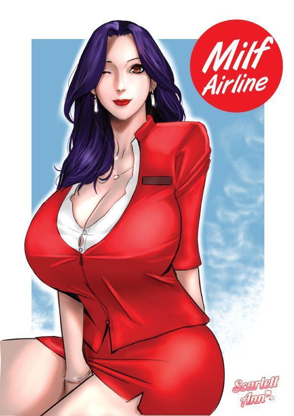 Milf Airline 0