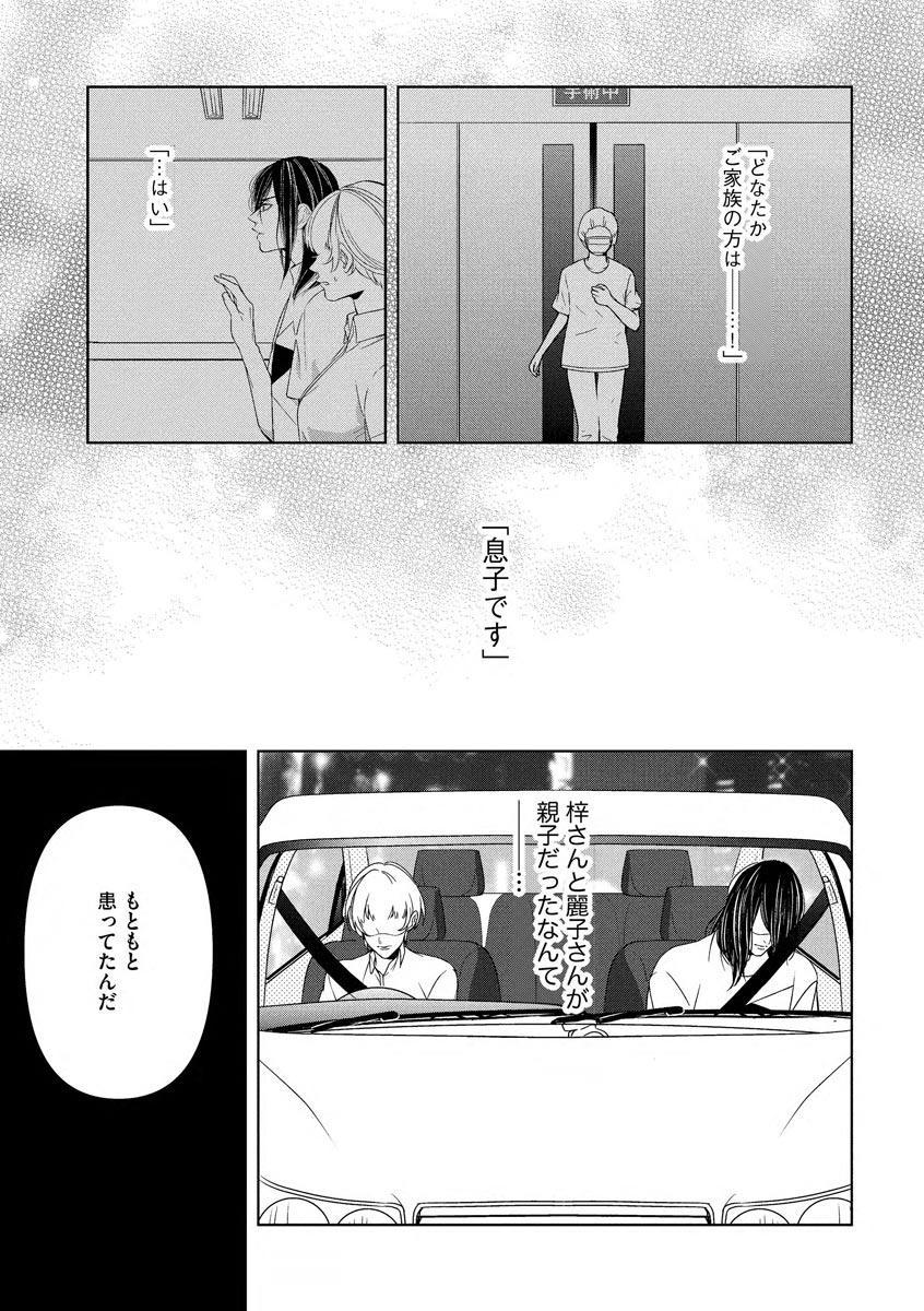 国民的アイドルと同棲はじめました ~&Lips+黒川梓編~ 22