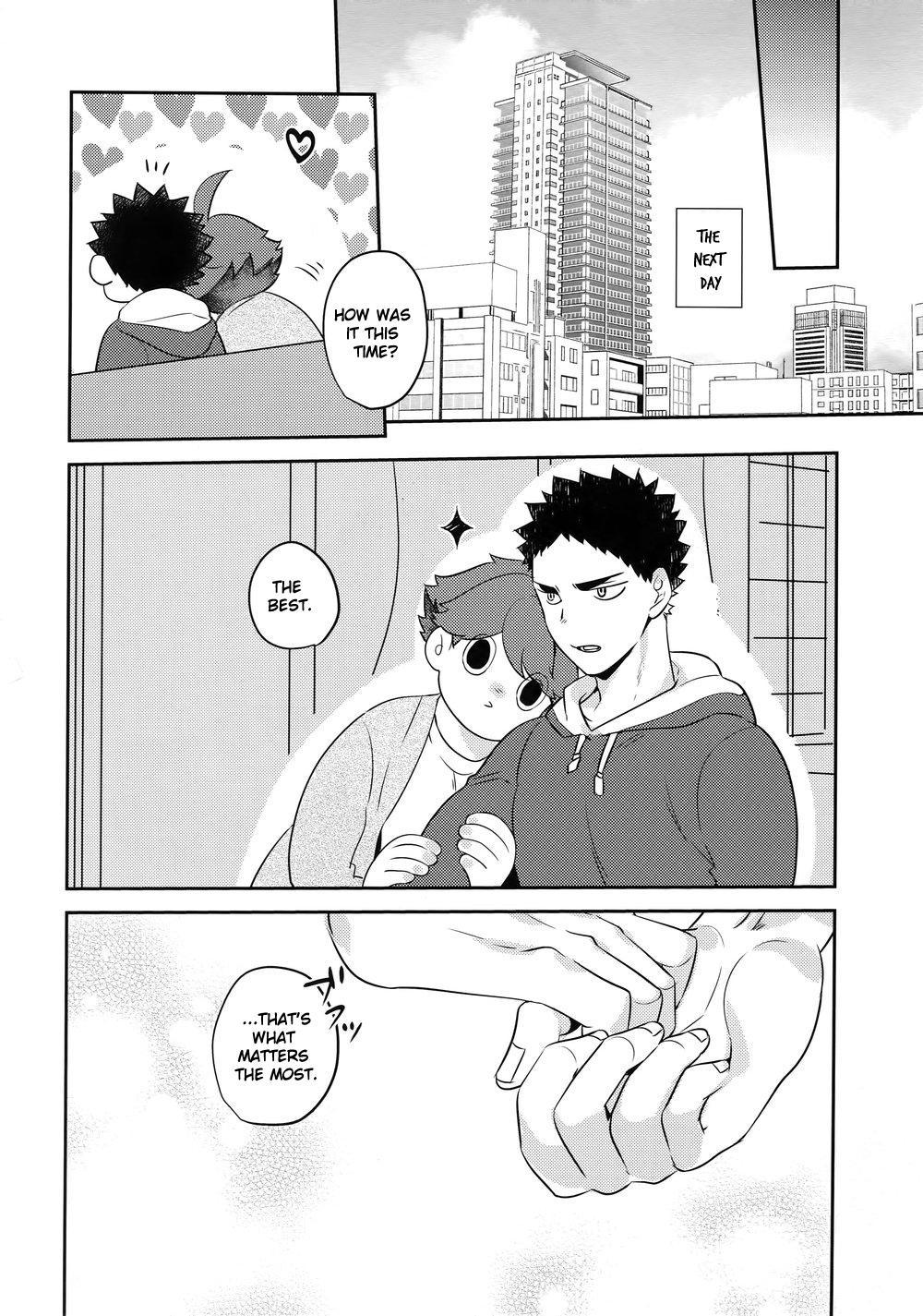 Iwaoi! Iwa-chan no Etchi! 29