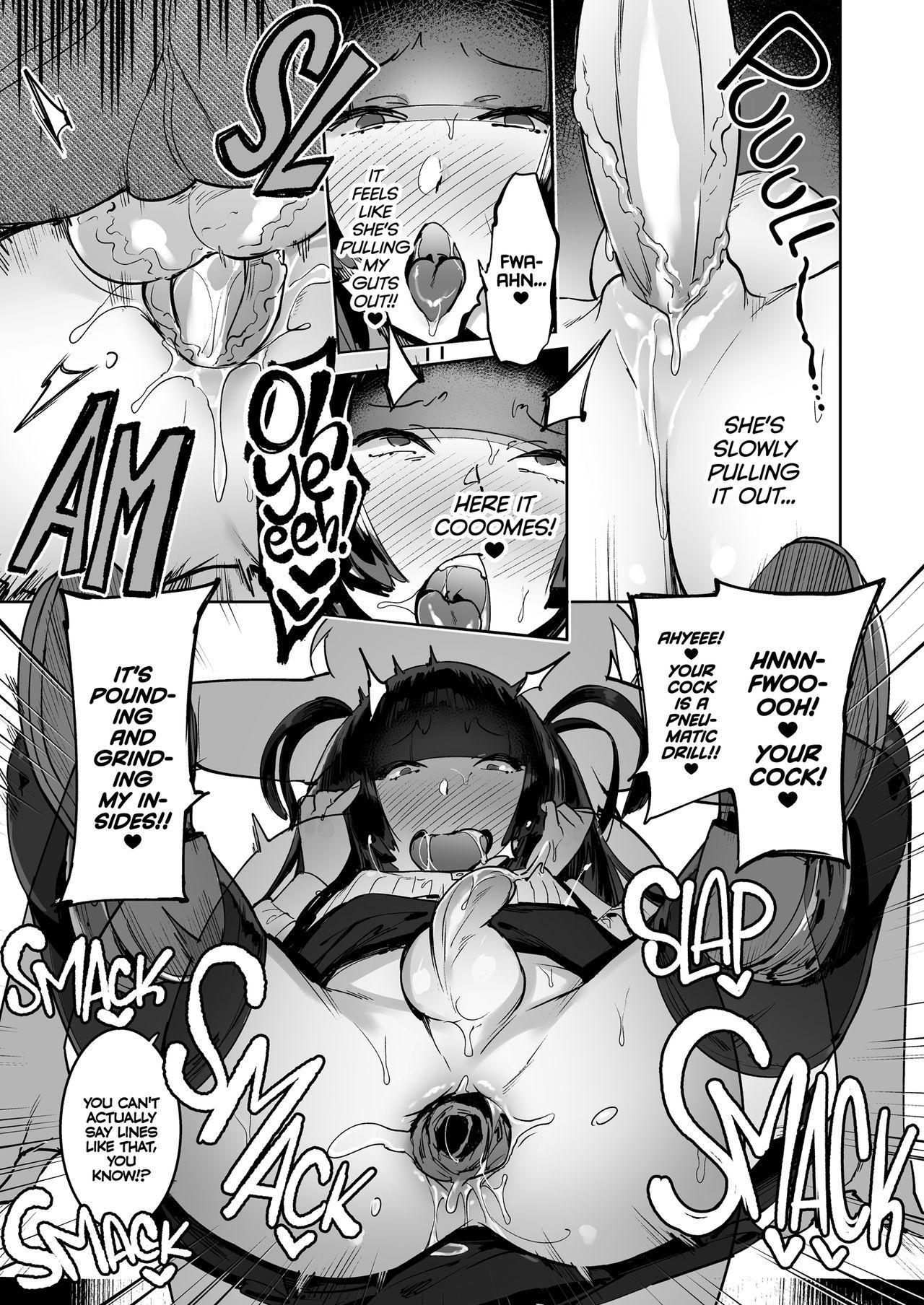 Otaku Gyaru VS Me 18