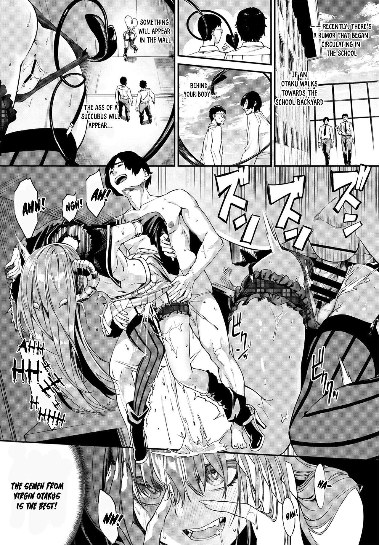 Heppoko Succubus no Shokuseikatsu 21