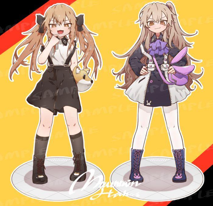 [MountainHan(山含)] Little Lyrical-MiMi 001 (Princess Connect! Re:Dive) [Chinese] [切嚕系女子個人搬運] [Decensored] +小宣傳 17