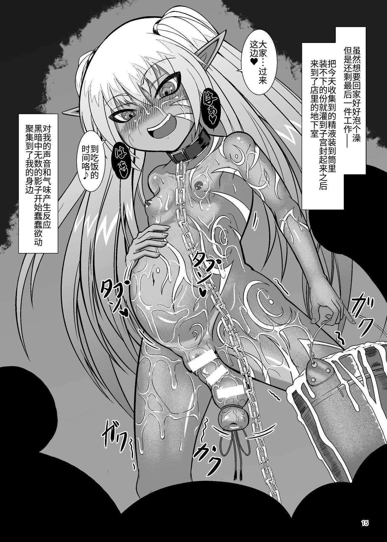 Inran Shoufu Meres-chan 13