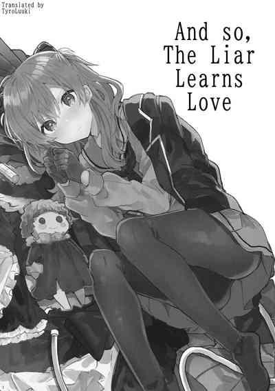 Soshite Usotsuki wa Koi o Shiru   And so, the Liar Learns Love 2