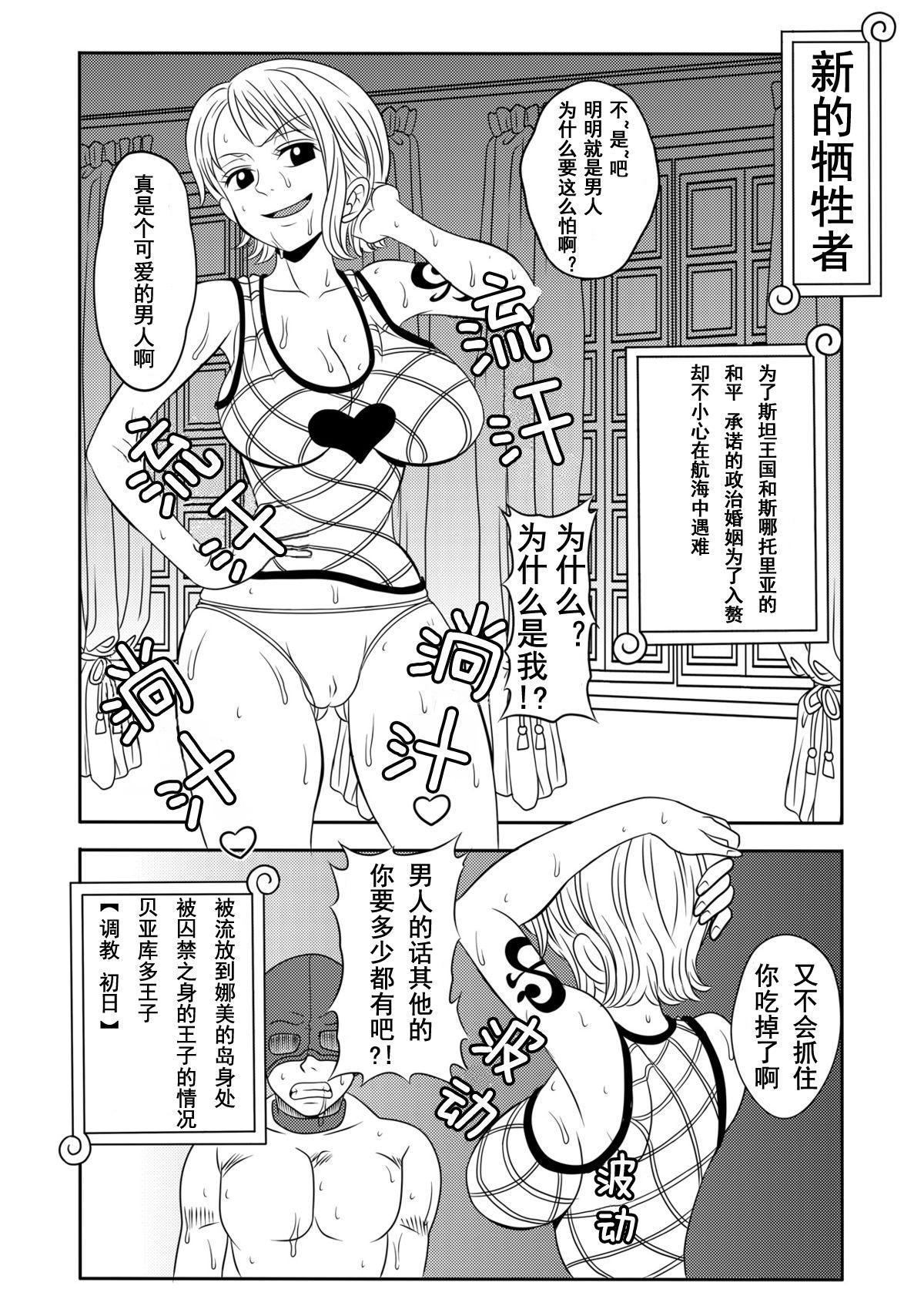 "[Enemakura] ""Nukinuki no Mi"" no Nouryokusha (ONE PIECE) [Digital] [Chinese]【不可视汉化】 24"