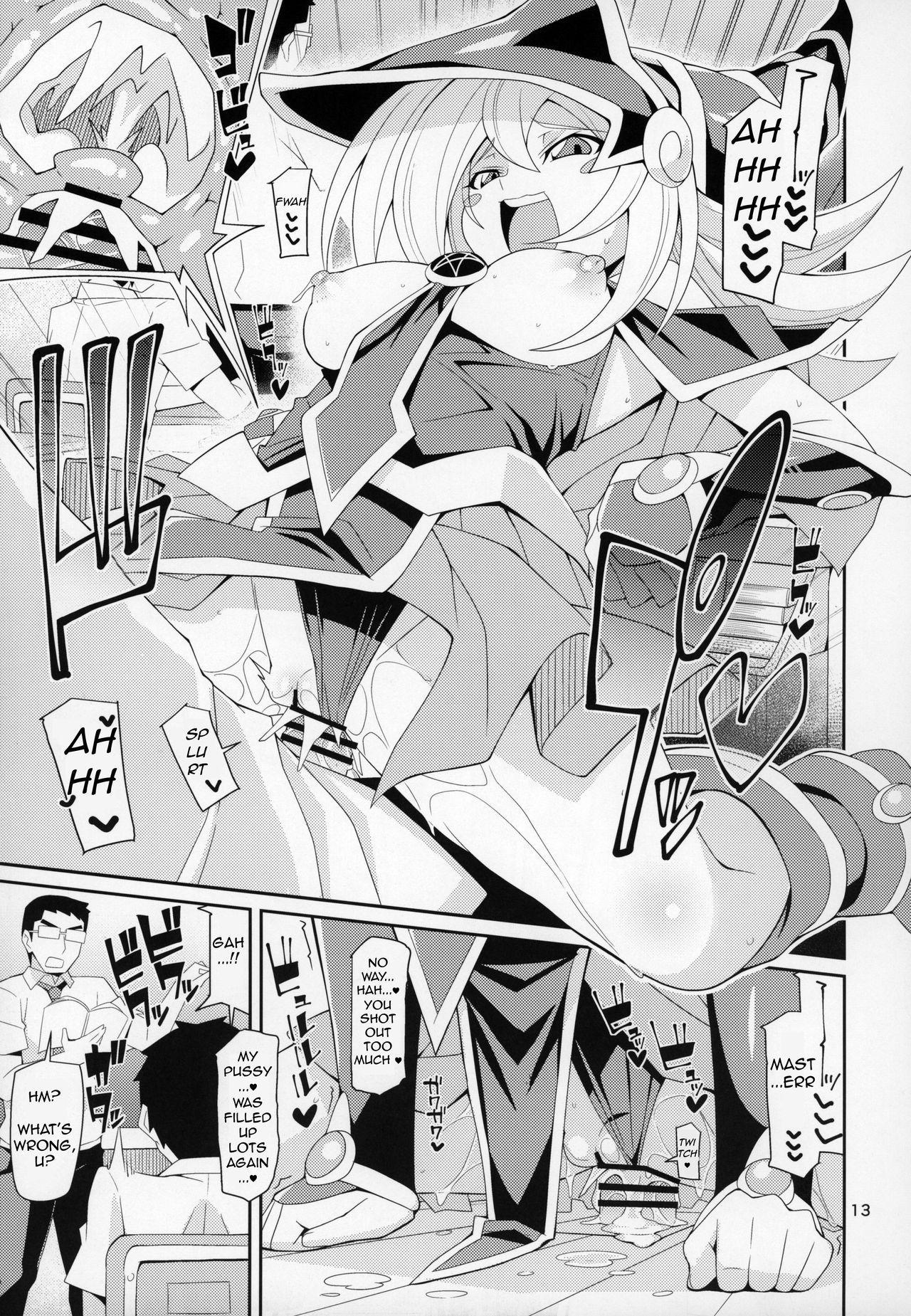 [4or5 Works (Chicago)] BMG -Shimobe- ga Iru Seikatsu | Sex Life with -Servant- BMG (Yu-Gi-Oh!) [English] [AdmiralMoe] 11