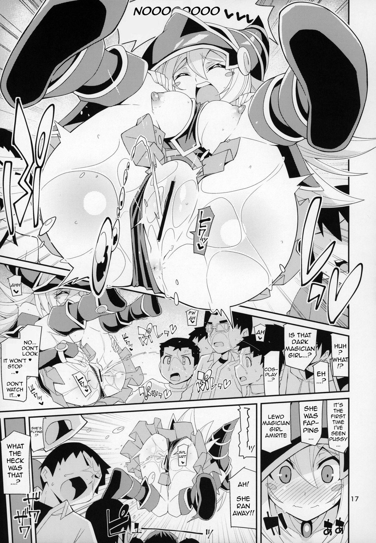 [4or5 Works (Chicago)] BMG -Shimobe- ga Iru Seikatsu | Sex Life with -Servant- BMG (Yu-Gi-Oh!) [English] [AdmiralMoe] 15