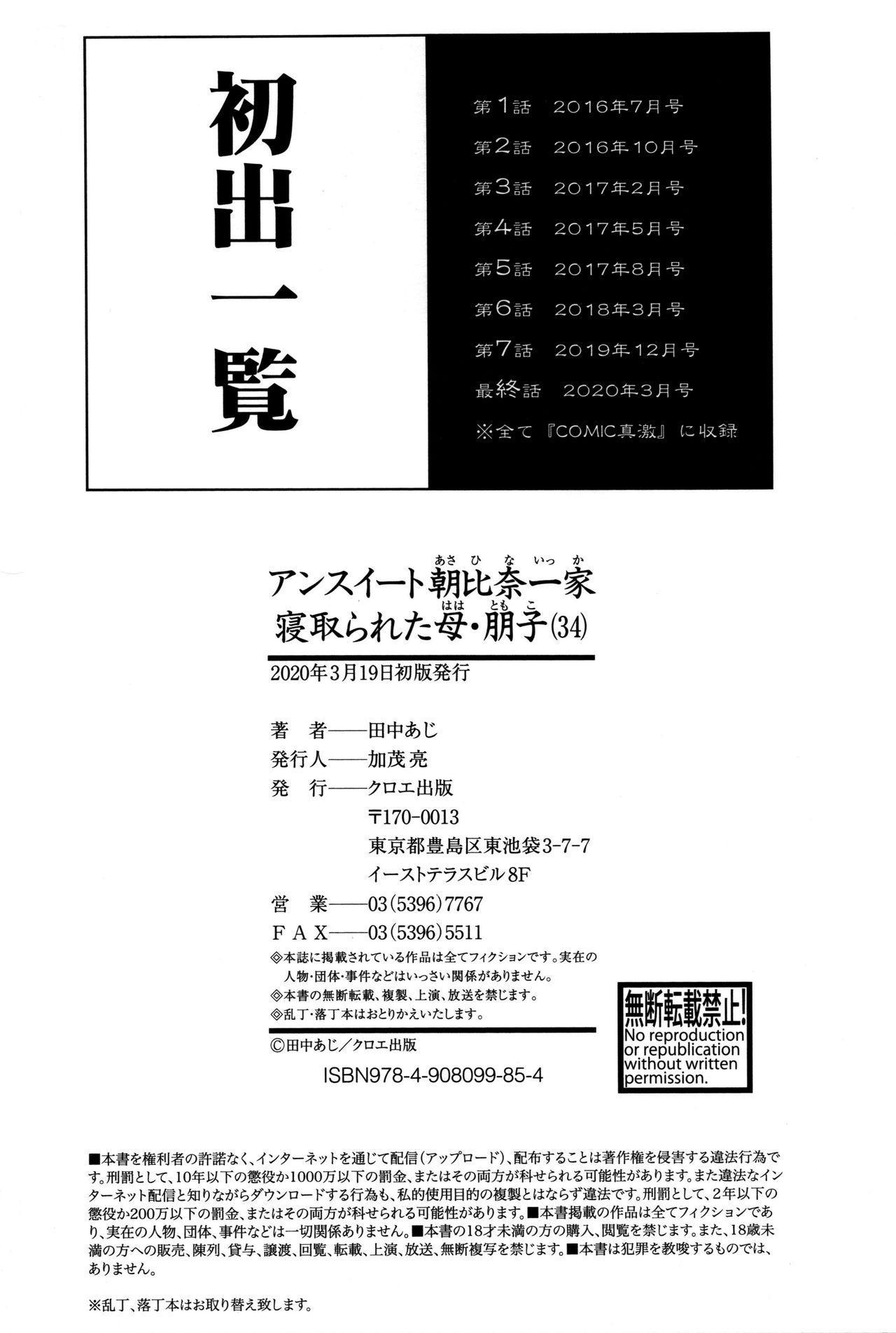 Unsweet - Asahina Ikka Netorareta Haha · Tomoko 195