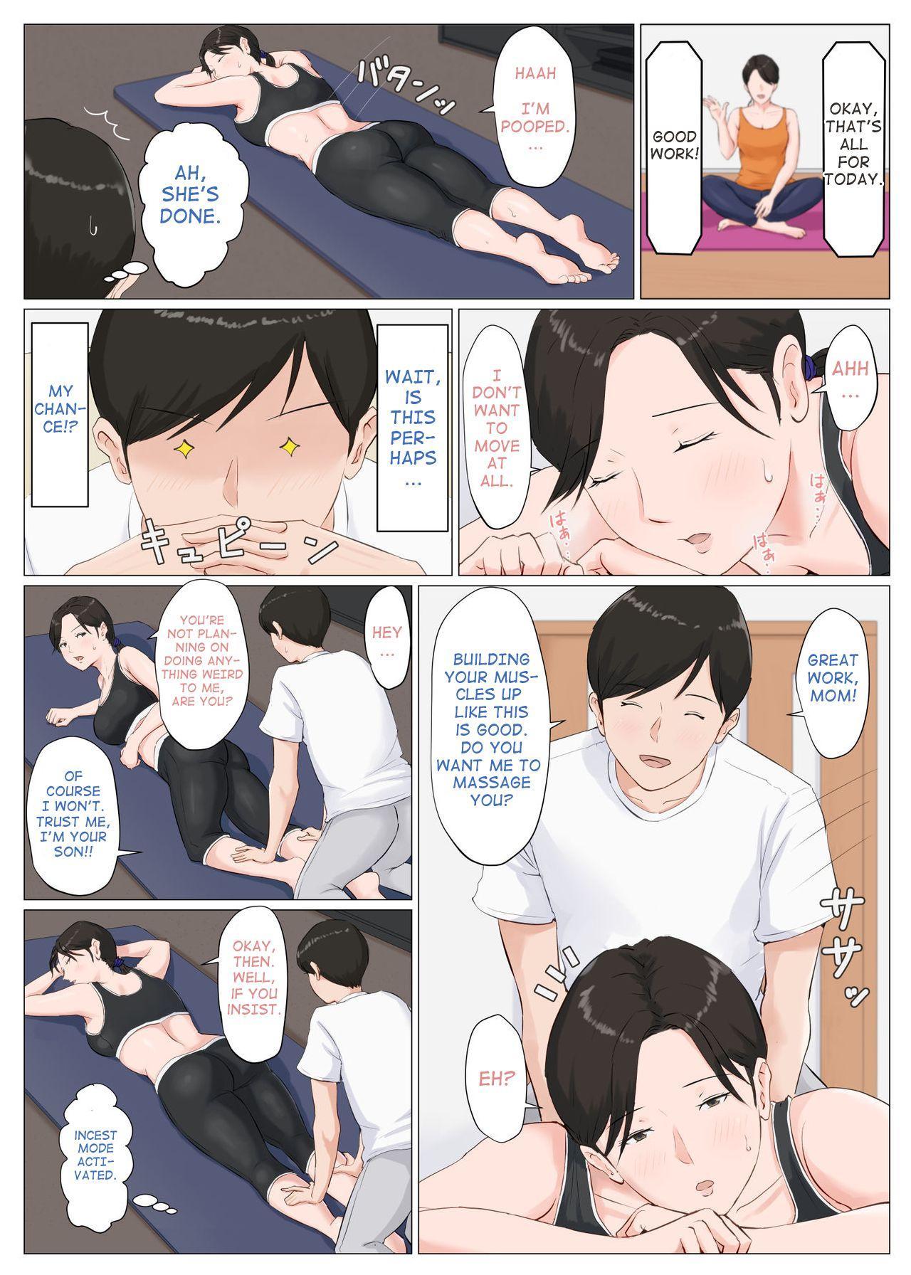 [Horsetail] Kaa-san Janakya Dame Nanda!! ~Bangaihen~   It Has to be You, Mom!! ~Extra Story~ [English] 10