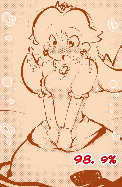 An Average Boy Becomes Princess Daisy~ 10